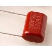 155j 400v polyester film capacitor
