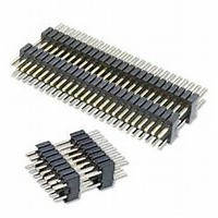 2.54mm THT pin header