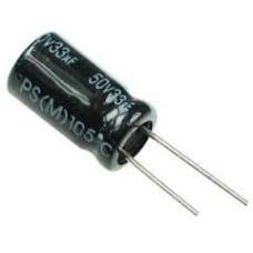 33uf 50v capacitor