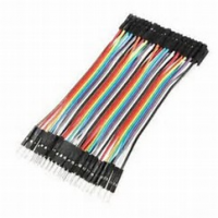 Dupont cable 10cm male to female